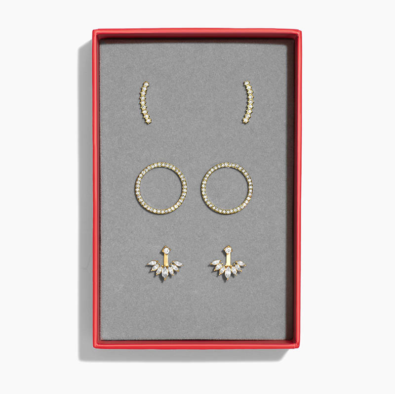 BaubleBar Ear Adornment Trio Gift Set $48 (previously $100)
