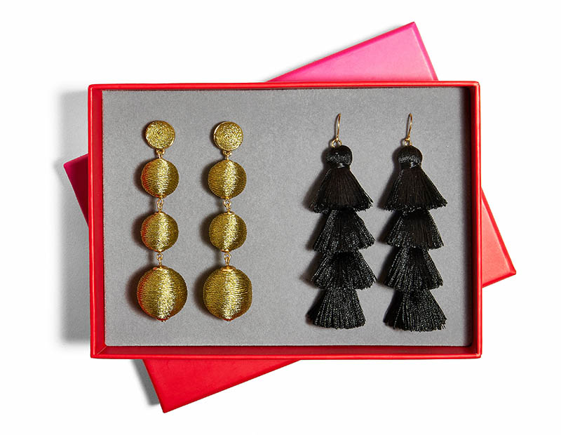BaubleBar Oh So Luxe Statement Earring Gift Set $58 (previously $86)