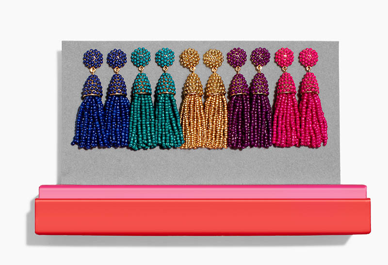 BaubleBar Tassel Lover Earring Gift Set $98 (previously $180)