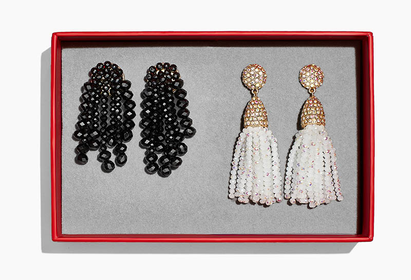 Baublebar Beaded Fringe Earring Gift Set $48 (previously $72)