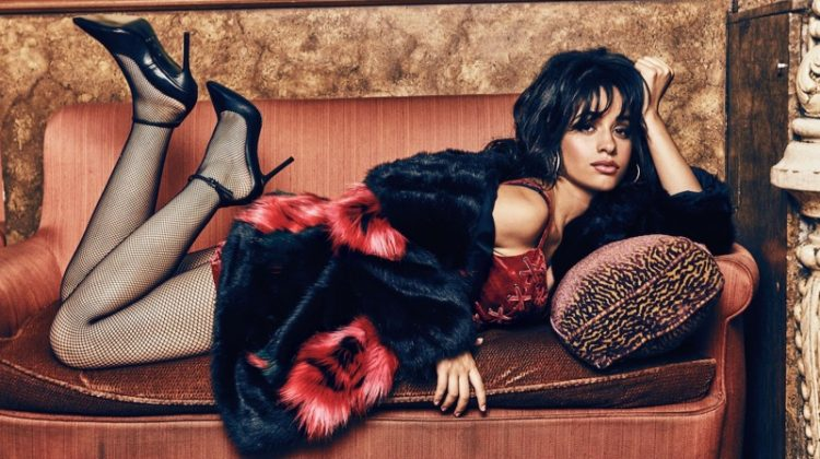 Camila Cabello Gets Festive in Guess' Holiday 2017 Campaign