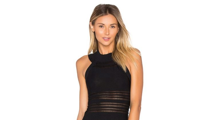 For Love & Lemons Knitz Rivington Dress $111 (previously $158)