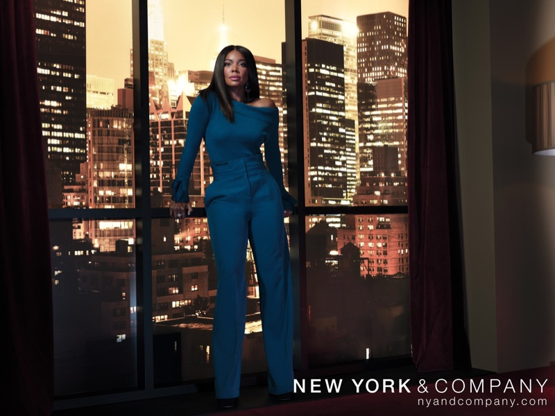 Gabrielle Union stars in New York and Company x Gabrielle Union collection campaign
