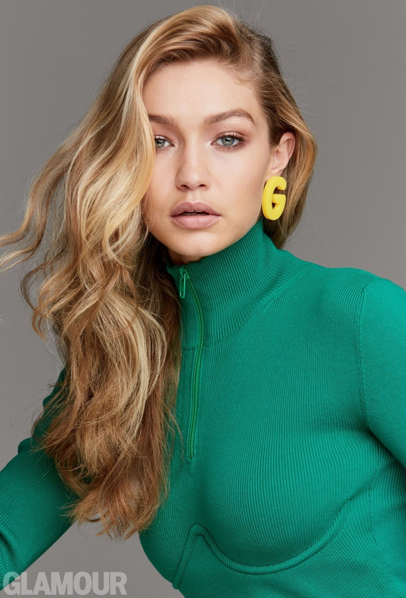 Gigi Hadid Named One of Glamour's Women of the Year (Photos)