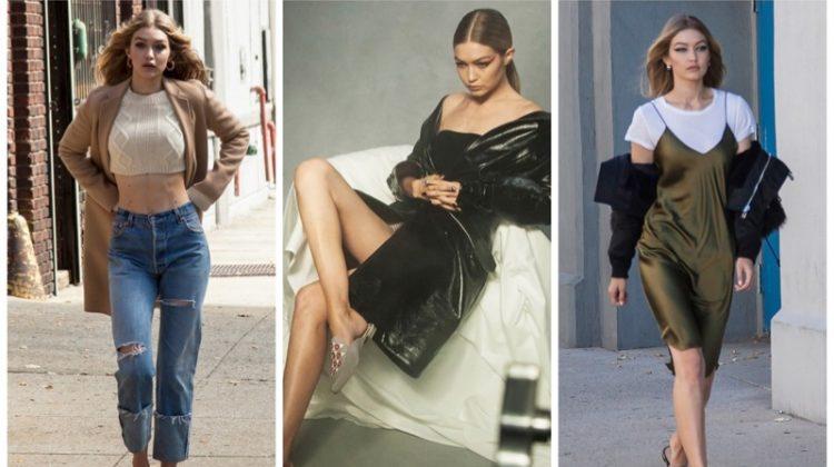 Gigi Hadid x Stuart Weitzman EYELOVE shoes