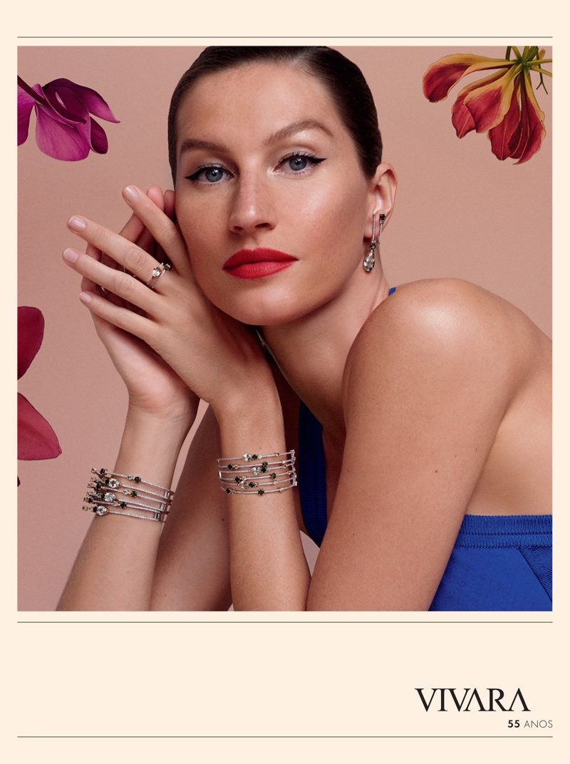Vivara taps supermodel Gisele Bundchen for its Holiday 2017 campaign