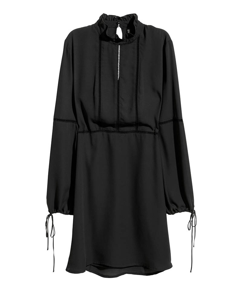 H&M Chiffon Dress $10 (previously $35)
