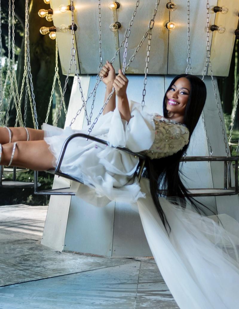 Nicki Minaj stars in H&M's Holiday 2017 campaign