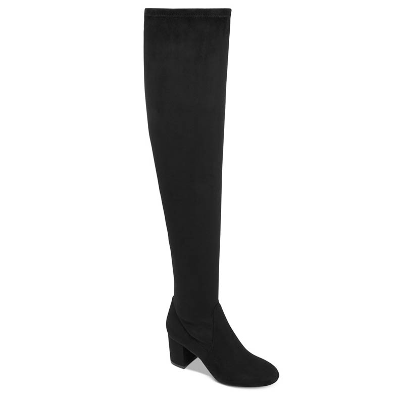 INC International Concepts Rikkie Wide-Calf Over-the-Knee Boots $59.73 (previously $119.50)