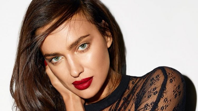 Irina Shayk Gets Festive in Reserved's Christmas 2017 Campaign