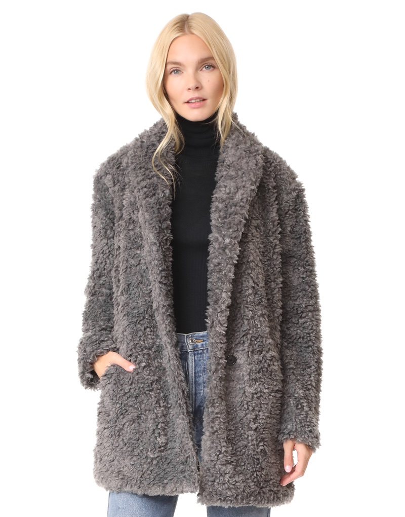 Joie Kavasia Coat $278.60 (previously $398)