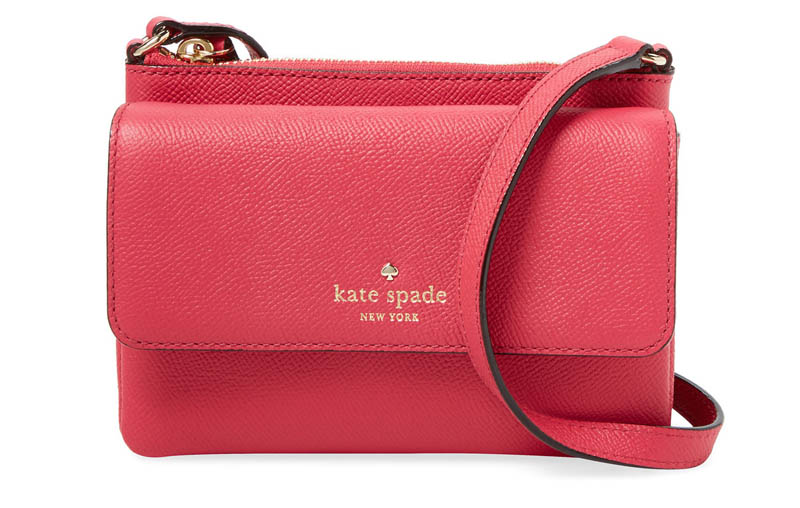 Kate Spade Greene Street Karlee Leather Crossbody $80 (previously $198)