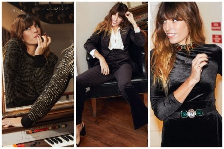Lou Doillon Teams Up with & Other Stories on Parisian Chic Clothing