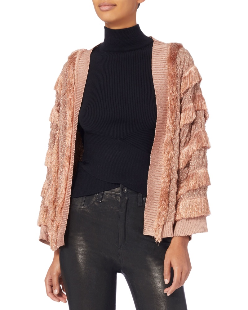 Missoni x Intermix Fringed Jacket $1,795