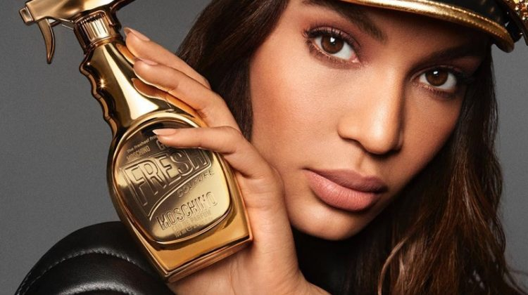 Moschino unveils new perfume, Fresh Gold
