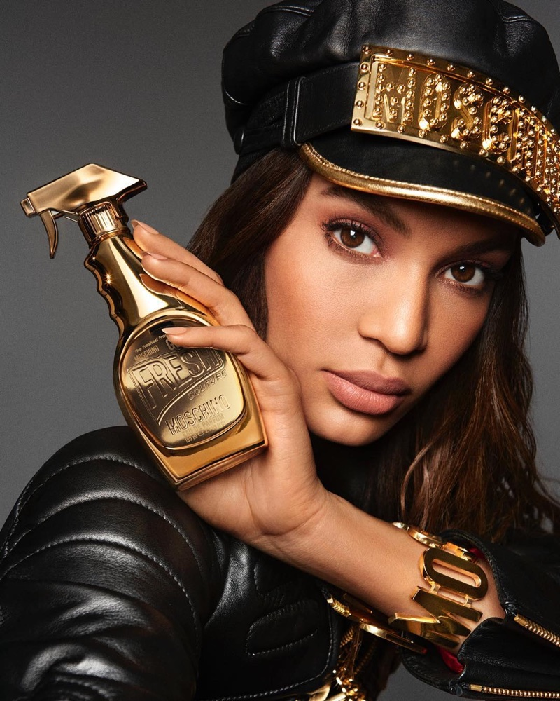 Moschino unveils new perfume, Fresh Gold Couture