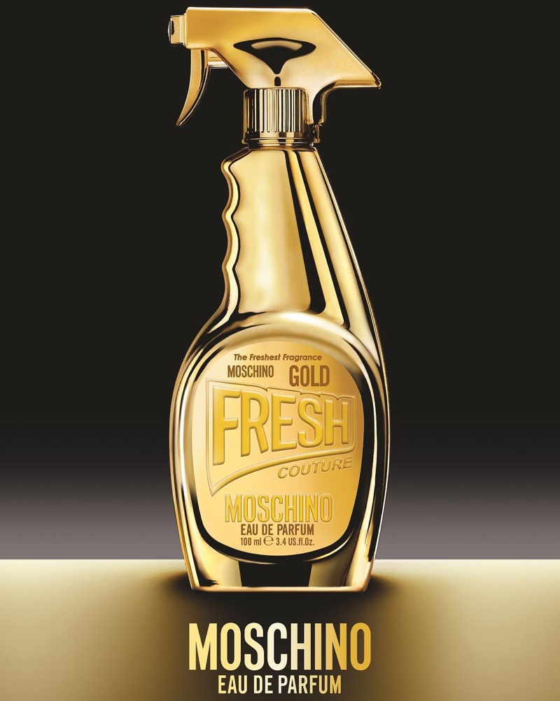 SHOP THE SCENT: Moschino Fresh Gold Couture Perfume $56-96