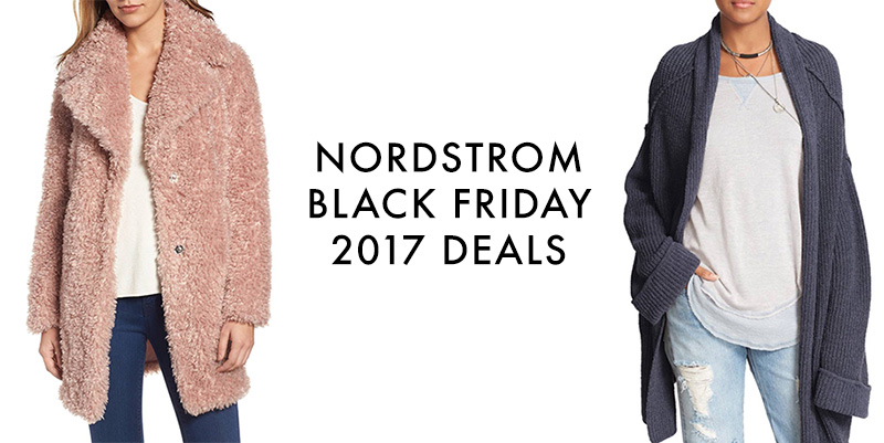Nordstrom 2017 Black Friday & Cyber Monday