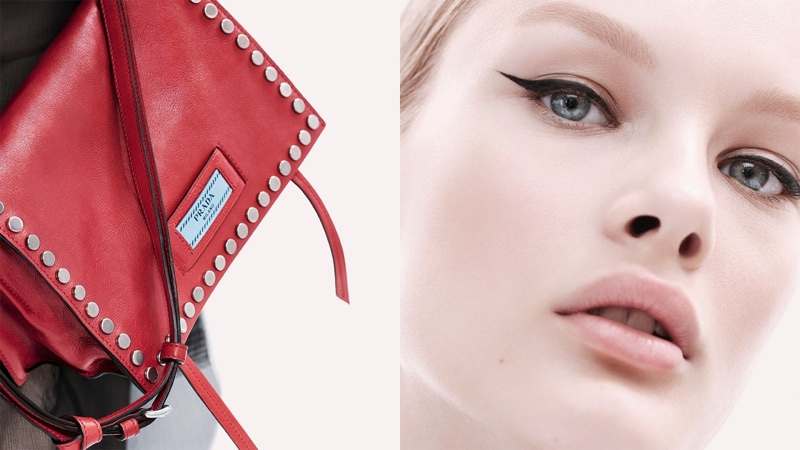 Bags take the spotlight in resort 2018 Synthesis campaign