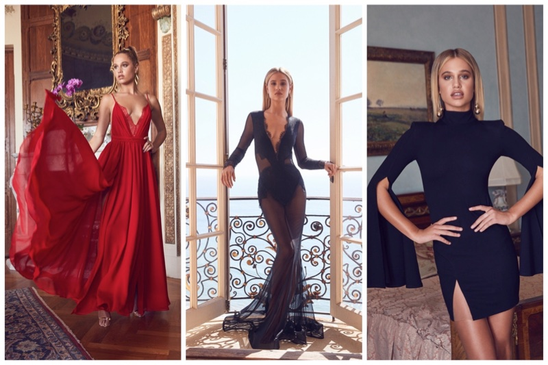 REVOLVE x Michael Costello dresses