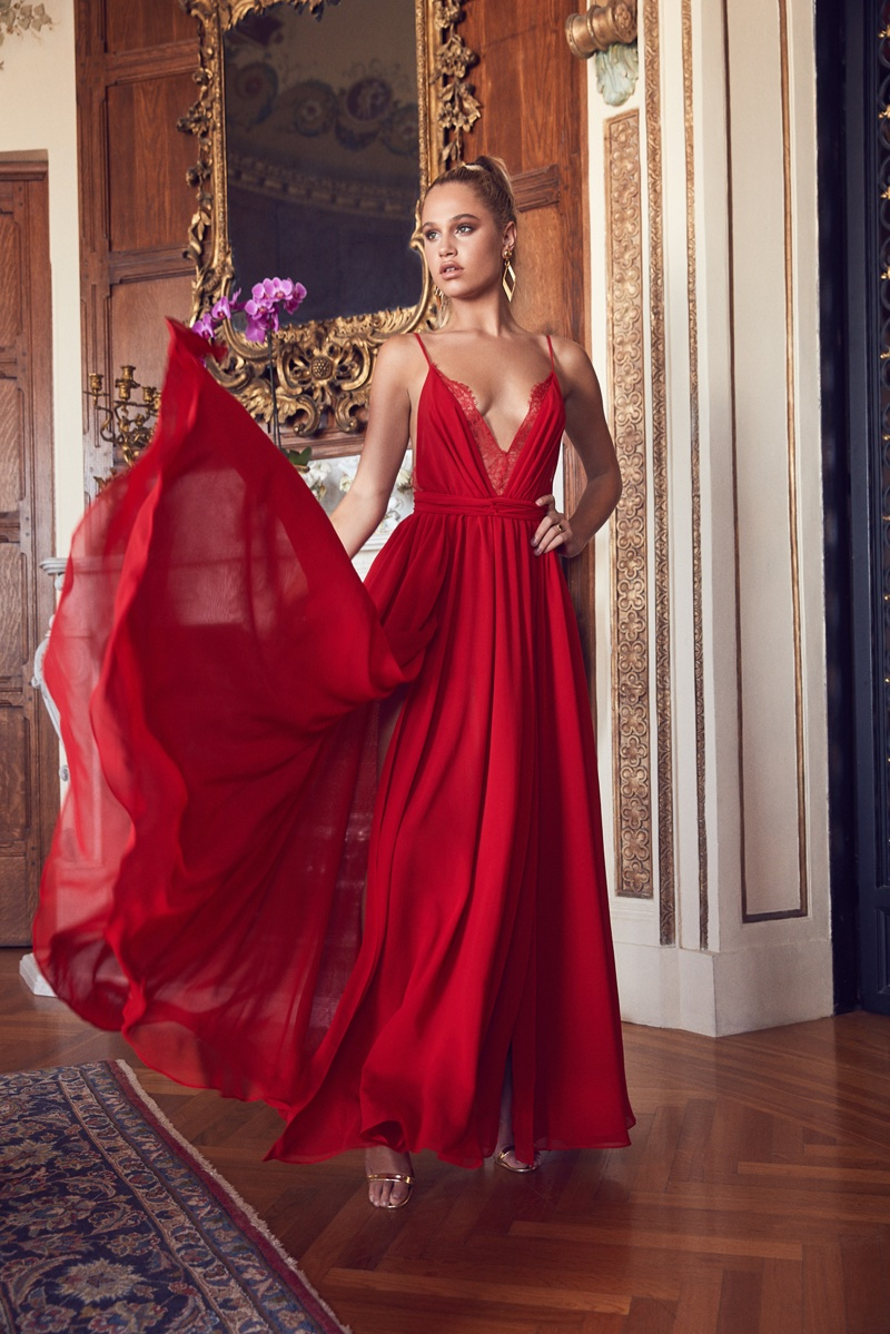 REVOLVE x Michael Costello Justin Gown $238