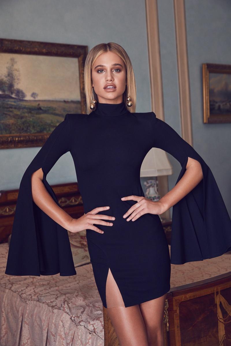 REVOLVE x Michael Costello Mr. Gibson Mini Dress $188