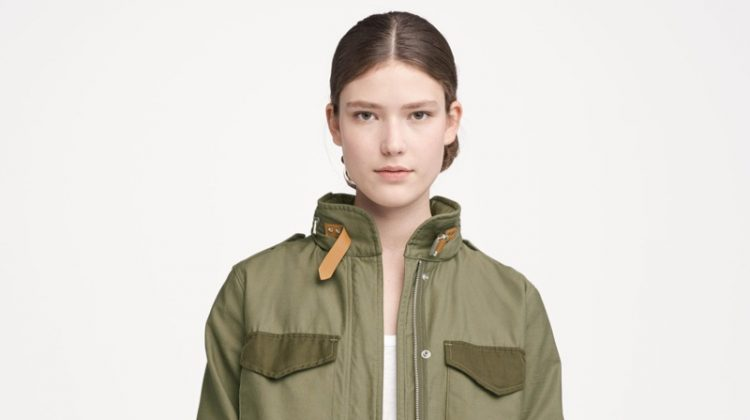 Rag & Bone Ash Field Jacket $192.50 (previously $550)