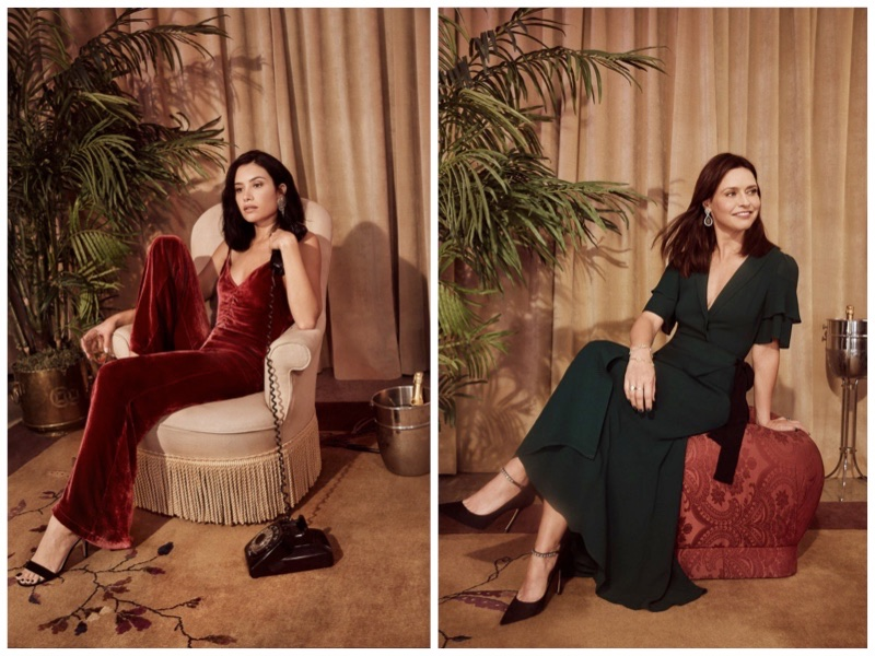 Reformation Holiday 2017 dresses
