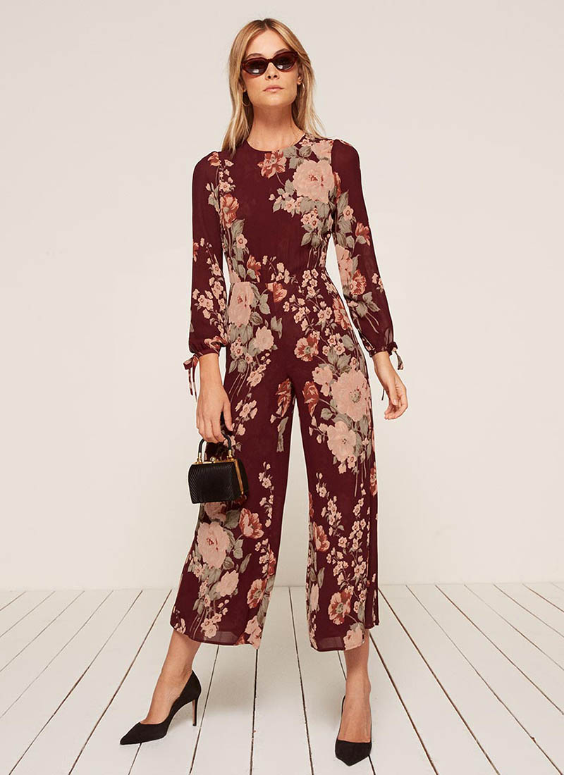 Reformation Missy Jumpsuit in Ava $218