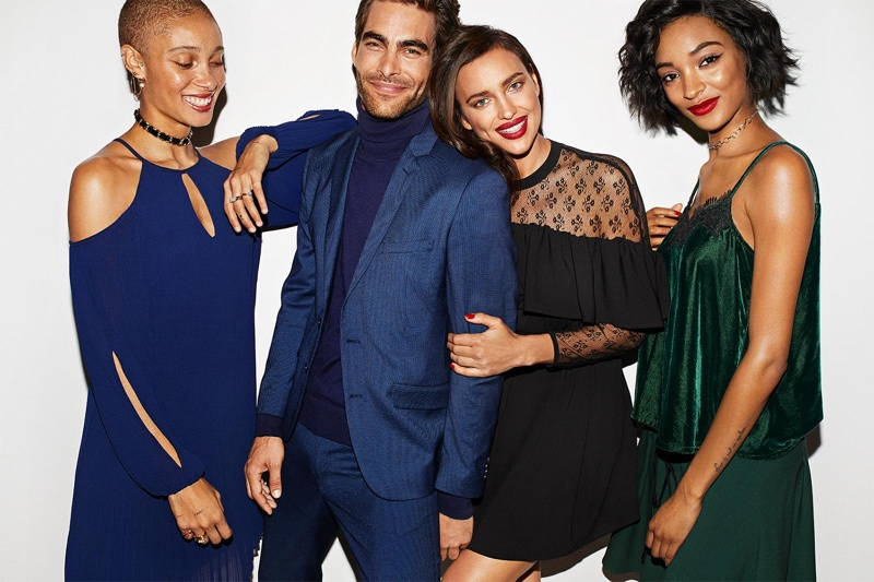 Reserved unveils Christmas 2017 campaign