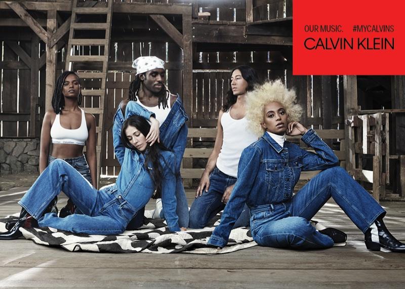 Calvin Klein Jeans unveils latest campaign