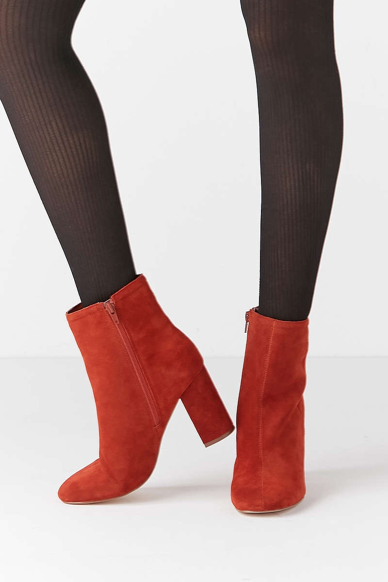 Urban Outfitters Sloane Seamed Suede Ankle Boot $49 (previously $89)