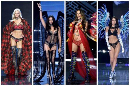 Adriana Lima! Alessandra Ambrosio! Bella Hadid! See the 2017 Victoria's Secret Fashion Show