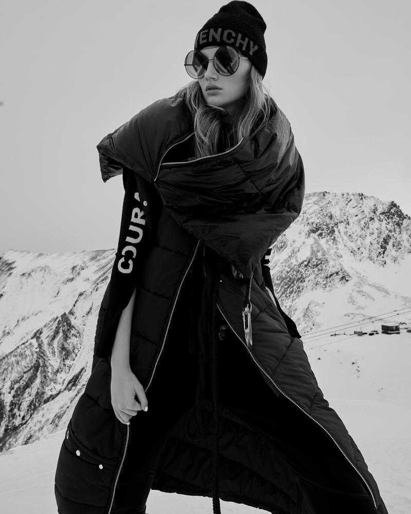 Rogue Ski Shop >> Anna Konecna | Ski Fashion Edtiorial | Harper's Bazaar Czech | Page 2 | Fashion Gone Rogue
