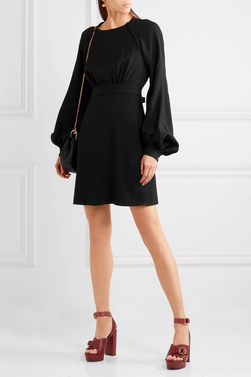 Chloé Crepe Mini Dress $1,155 (previously $1,650)