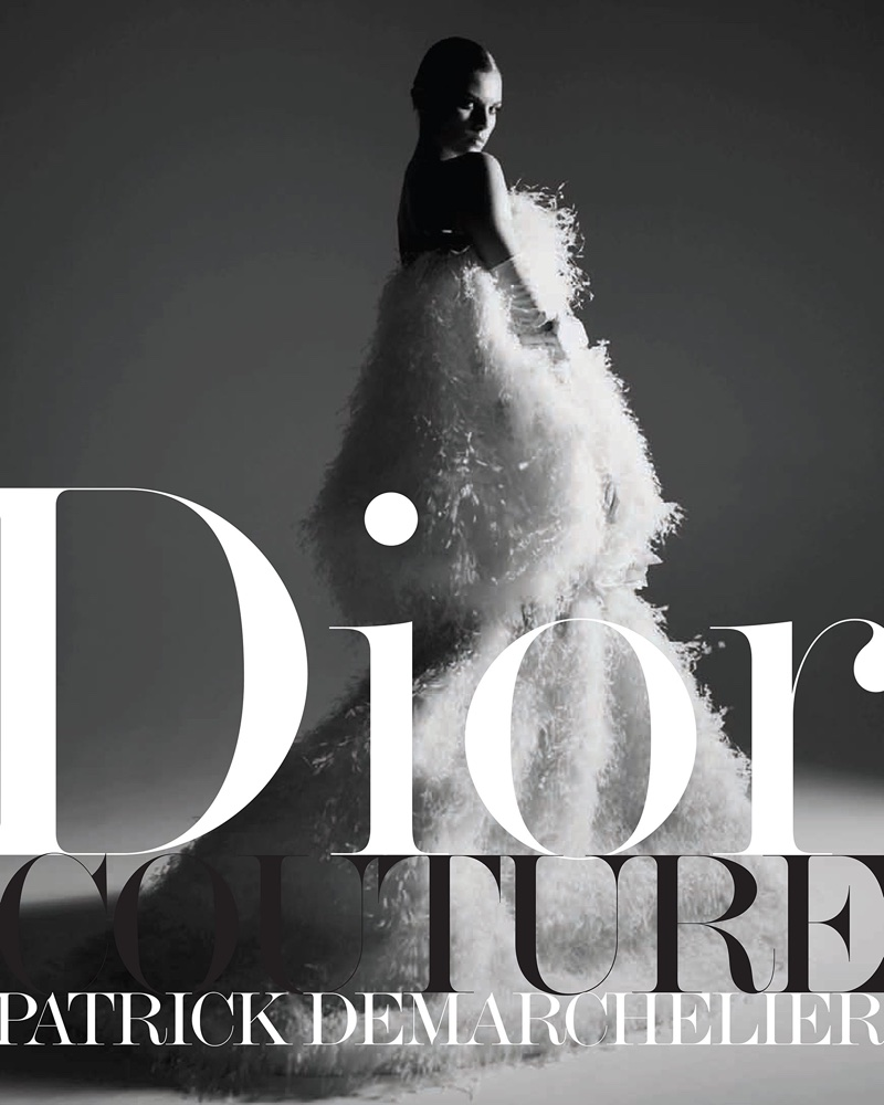 Dior Couture by Patrick Demarchelier available at Amazon for $115.85