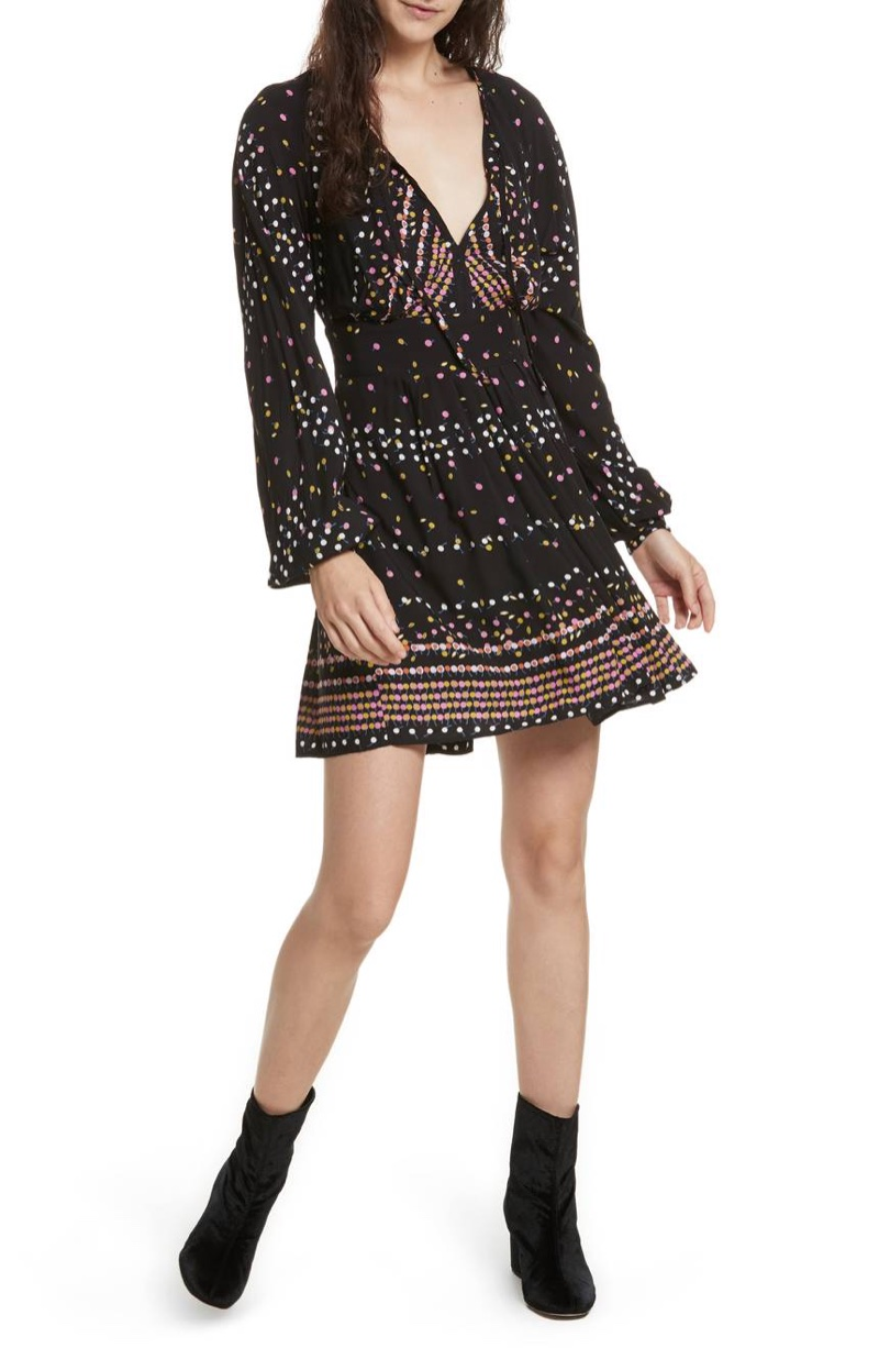 Free People Coryn Minidress $76.80 (previously $128)