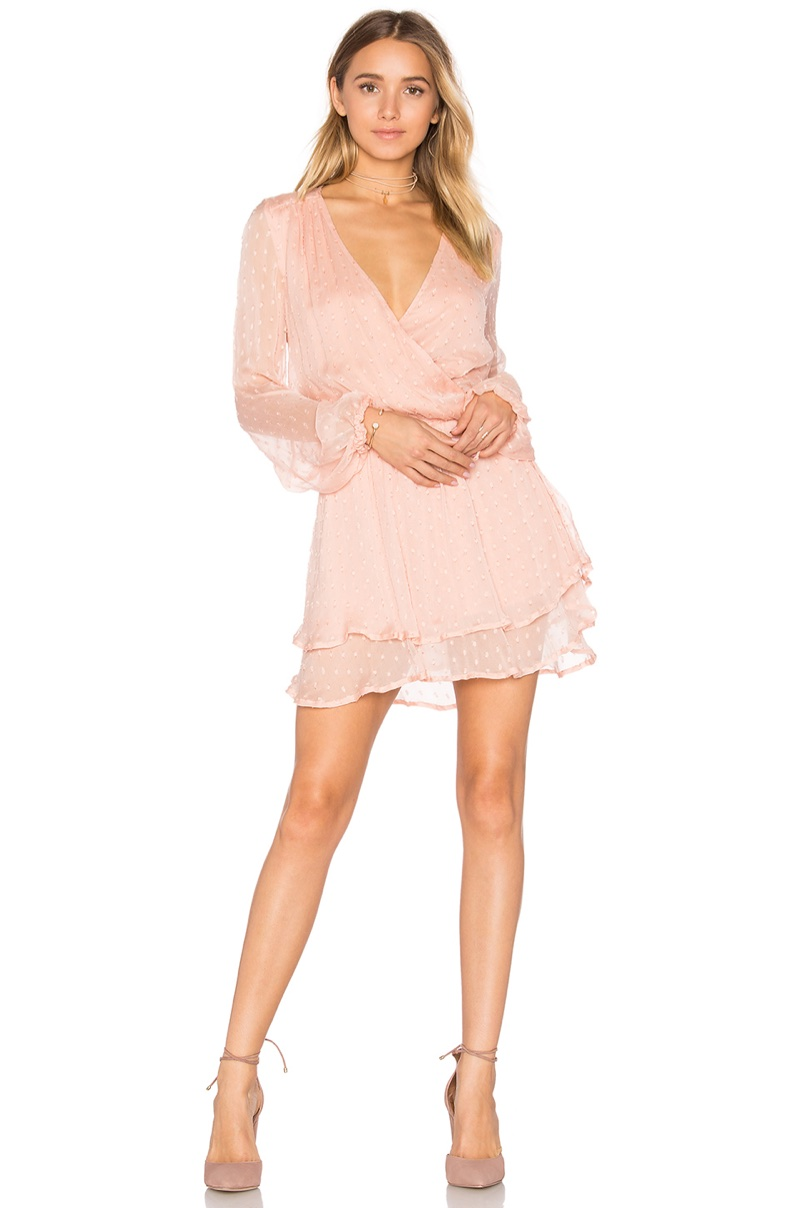 Free People Daliah Mini Dress $104 (previously $148)