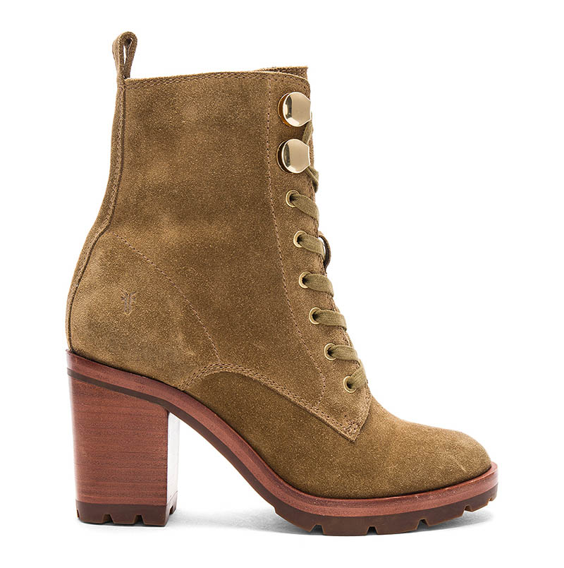 Frye Myra Lug Bootie $259 (previously $398)