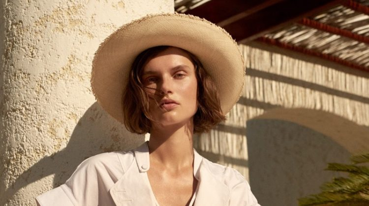 Giedre Dukauskaite Wears Resort-Ready Styles for The Edit