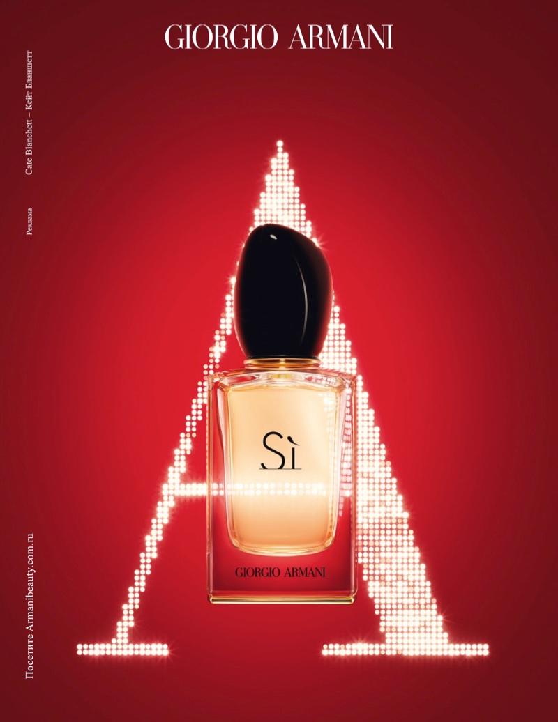 Giorgio Armani Sì Perfume $72-120