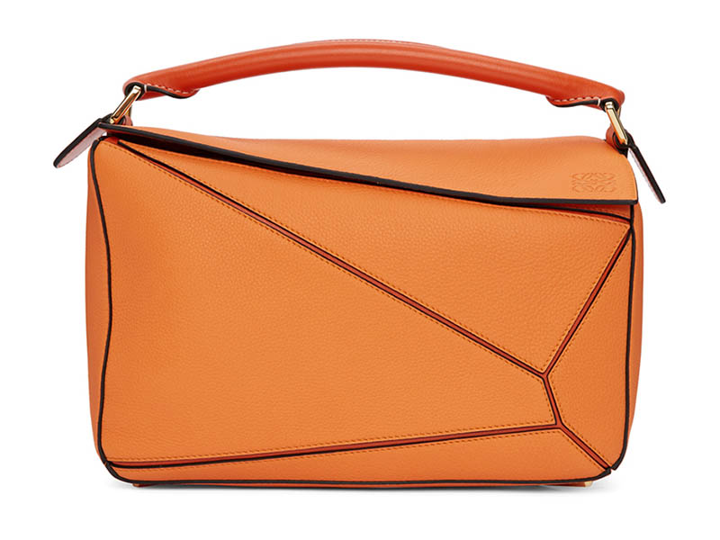 Loewe Orange Puzzle Bag $2071 (previously $2690)