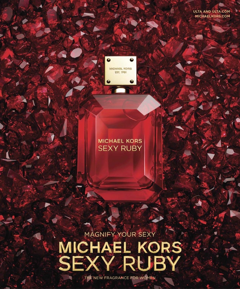 SHOP THE SCENT: Michael Kors Sexy Ruby Perfume. $112