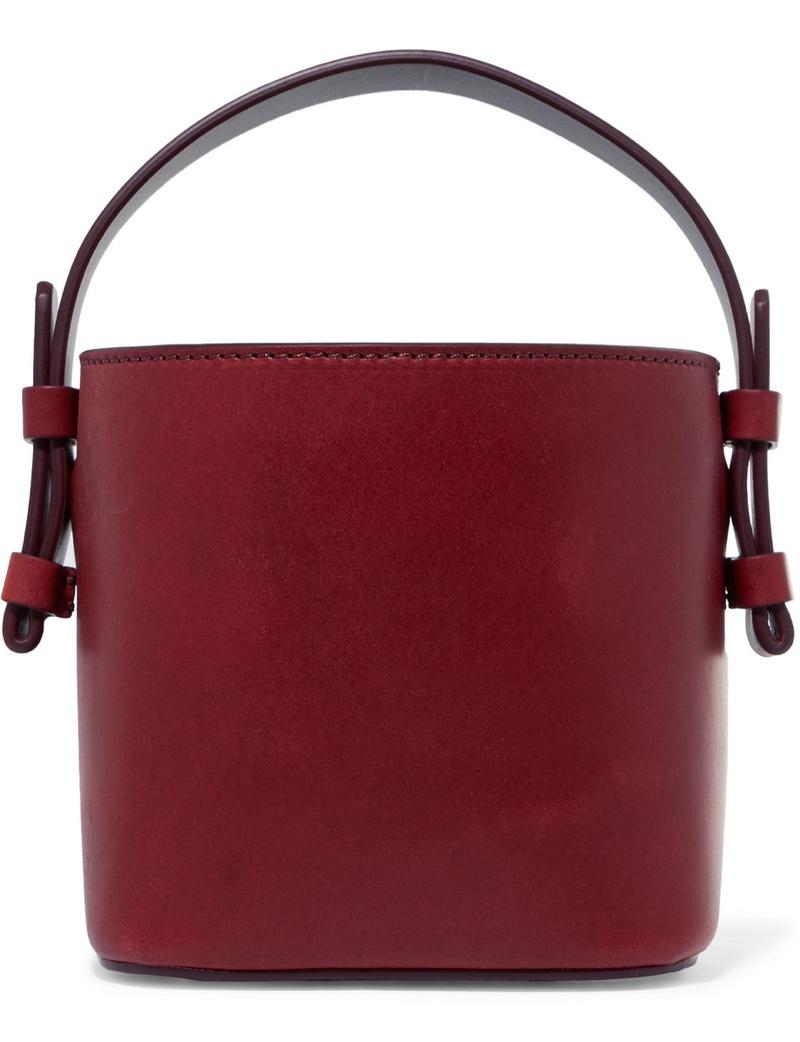 Nico Giani Adenia Mini Leather Bucket Bag $250 (previously $500)
