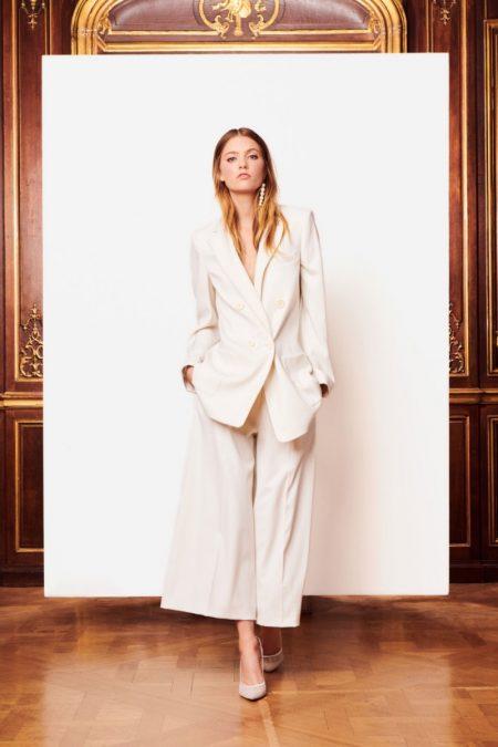 Oscar de la Renta's Fall 2018 Bridal Dresses Are Beyond Dreamy
