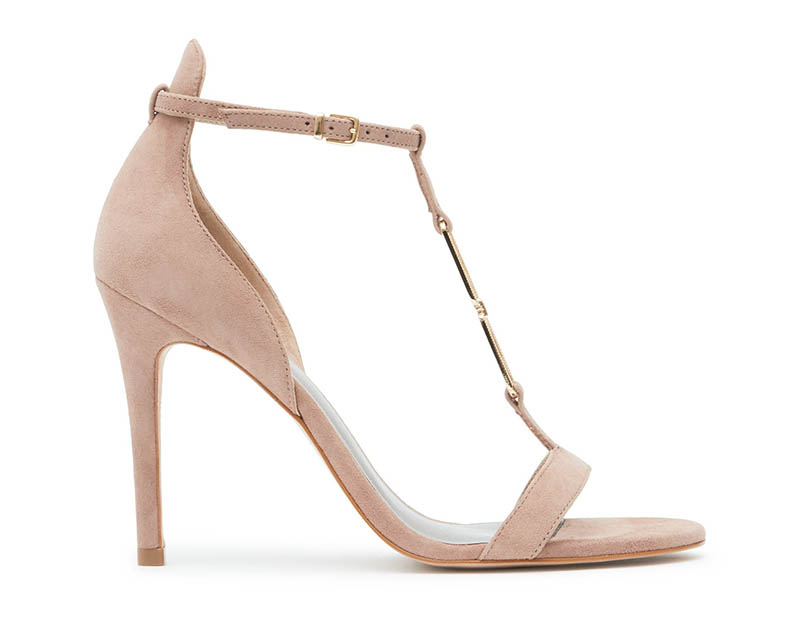REISS Aris Metal-Detail Sandals $115 (previously $295)