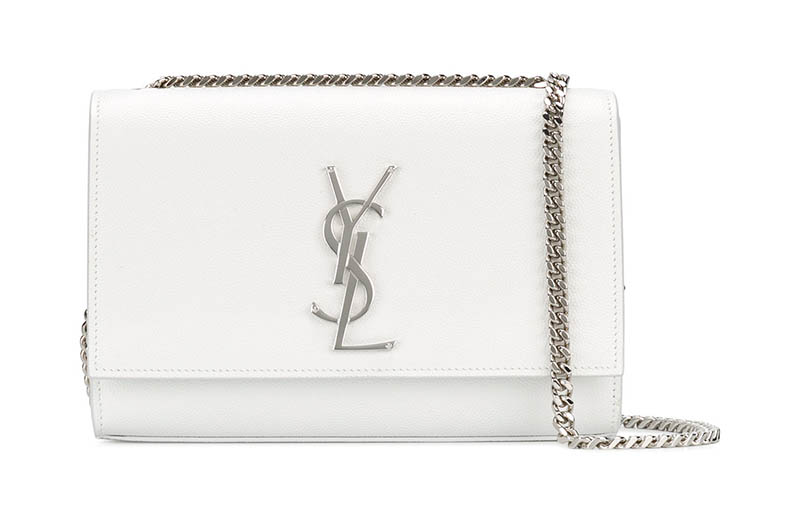 Saint Laurent Kate Shoulder Bag with Logo $1,750