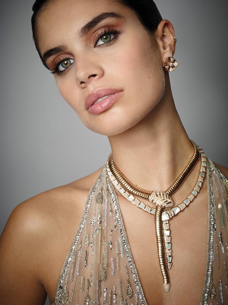 Sara Sampaio Haute Couture Editorial Jamalouki