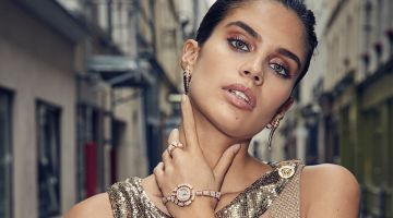 Sara Sampaio Dazzles in Haute Couture Gowns for Jamalouki Magazine