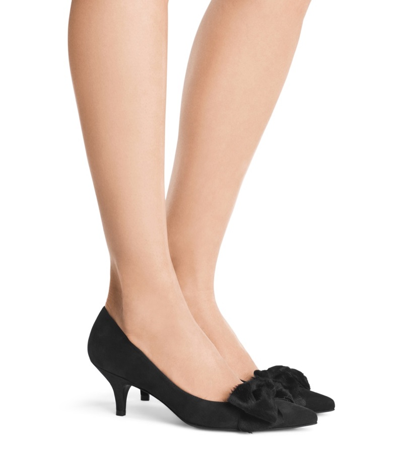 Stuart Weitzman The Bowcozy Pump $273 (previously $455)